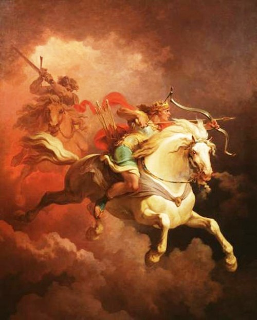 Four-Horsemen-White-Horse-Rider-Revelation-6-Four-Seals-e1359239022124