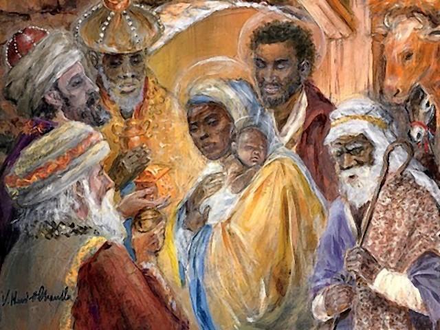 Sermons—When Advent Four and Christmas Eve Fall on the SameSunday